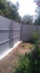 Забор из профнастила_1
